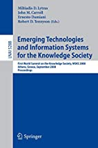 Emerging Technologies and Information…