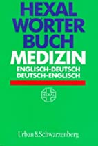Hexal Wörterbuch Medizin Englisch -…
