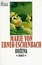 Bozena by Marie von Ebner-Eschenbach