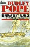 Pope, Dudley: Kommandant Ramage. Leutnant der Royal Navy.