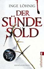 Der Sünde Sold by Inge Löhnig