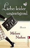 Melissa Nathan: Liebe: leider ungenügend