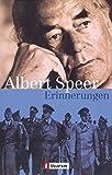 Albert Speer: Erinnerungen