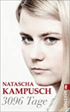 3096 Tage by Natascha Kampusch