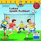LESEMAUS, Band 41: Lukas spielt…