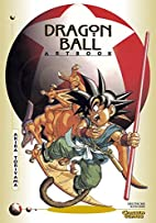 Dragonball Artbook by Akira Toriyama