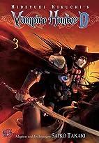 Vampire Hunter D 03: BD 3 by Hideyuki…