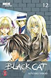 Kentaro Yabuki: Black Cat 12. Carlsen Comics