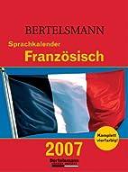 Bertelsmann Sprachkalender Französisch…