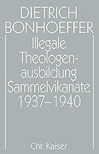 Illegale Theologen-Ausbildung:…