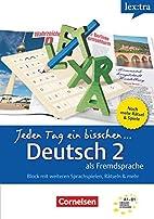 Lextra - Deutsch als Fremdsprache - Jeden…