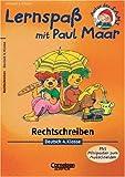 Maar, Paul: Lernspaß mit Paul Maar, Rechtschreiben, 4. Klasse