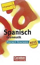 Pocket Teacher Spanisch Grammatik by Jochen…