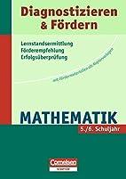Diagnostizieren und Fördern, Mathematik…