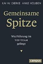 Gemeinsame Spitze by Anke Houben Kai W.…