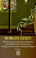 Borges lesen by Fritz Arnold