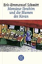Monsieur Ibrahim Und Die Blumen DES Koran…