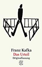 Das Urteil by Franz Kafka