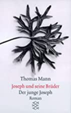 Young Joseph by Thomas Mann