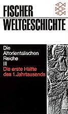 Fischer Weltgeschichte Bd.4 Die…