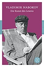 Die Kunst des Lesens by Vladimir Nabokov