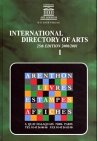 [???]: International Directory of Arts 2000-2001