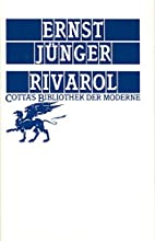 Rivarol by Ernst Jünger