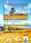 Naturressourcen der Erde und ihre Nutzung by…