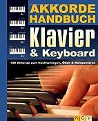 Akkordehandbuch Klavier & Keyboard by…