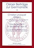 Christer Lindqvist: Hochdeutsch in Skandinavien III (German Edition)