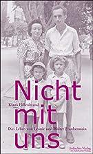 Nicht mit uns by Klaus Hillenbrand