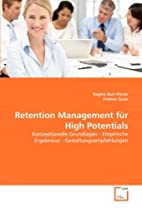Retention Management für High…
