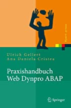 Praxishandbuch Web Dynpro ABAP (Xpert.press)…