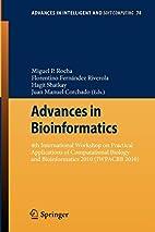 Advances in Bioinformatics: 4th…