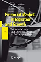 Financial Market Integration and Growth:…