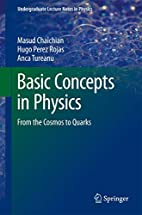 Basic Concepts in Physics: From the Cosmos…