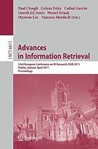 Advances in Information Retrieval: 33rd…