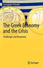 The Greek Economy and the Crisis: Challenges…