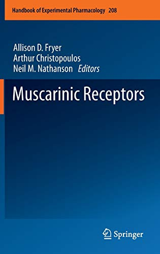 muscarinic-receptors-handbook-of-experimental-pharmacology-vol-208