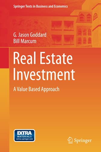 real-estate-investment-a-value-based-approach-springer-texts-in-business-and-economics