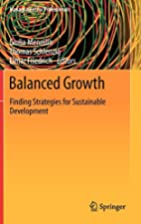 Balanced growth finding strategies for…