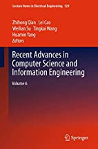 Recent Advances in Computer Science and…