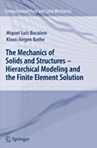 The Mechanics of Solids and Structures -…