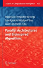 Parallel Architectures and Bioinspired…