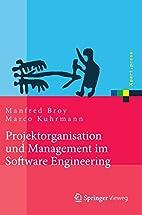 Projektorganisation und Management im…