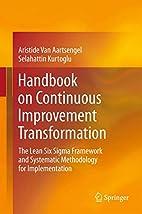 Handbook on Continuous Improvement…