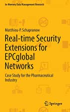 Real-time Security Extensions for EPCglobal…