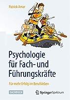 Psychologie für Fach- und…