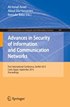 Advances in Security of Information and…