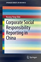 Corporate Social Responsibility Reporting in…